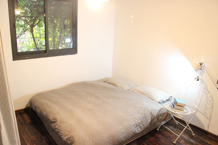 The north bedroom