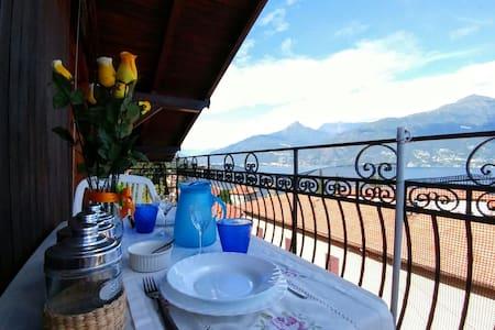 Casa Ambra - 360° terrace! - Acquaseria - Lejlighed