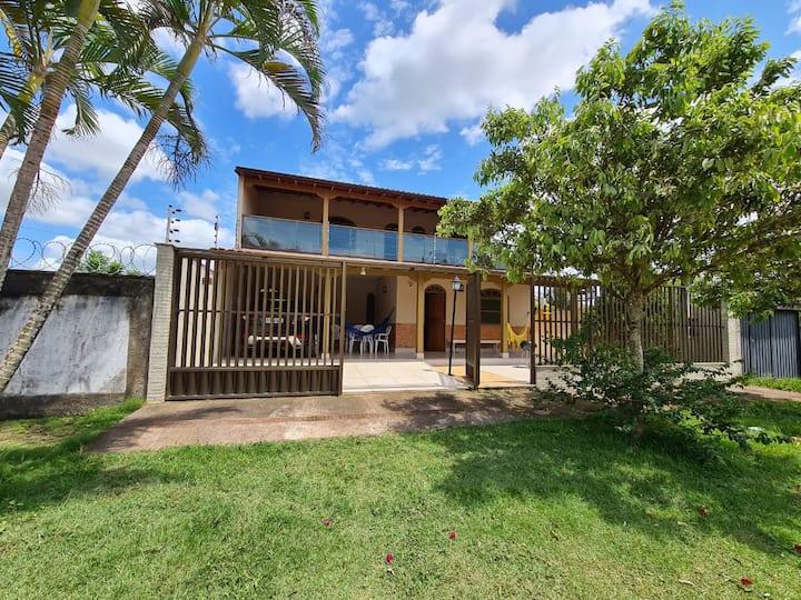 Casa de praia em Praia Grande / Nova Almeida