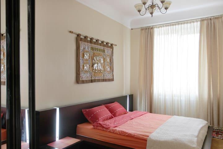 Уютная 3-х комнатная квартира - Київ - Pis