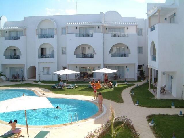 yasmine hammamet excellent emplacement touristique - Yasmine Hammamet - Serviced apartment