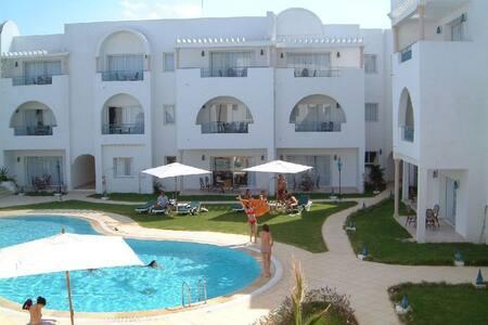 yasmine hammamet excellent emplacement touristique - Yasmine Hammamet - Apartment-Hotel