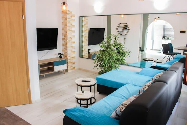 Apartment Izola: Old city center
