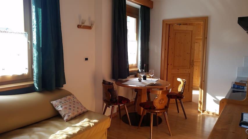 Nicht nur Ferienwohnung - San Vigilio - Apartment