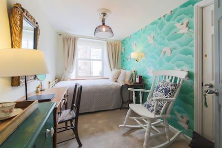 Single room near harbour - Mevagissey - 住宿加早餐