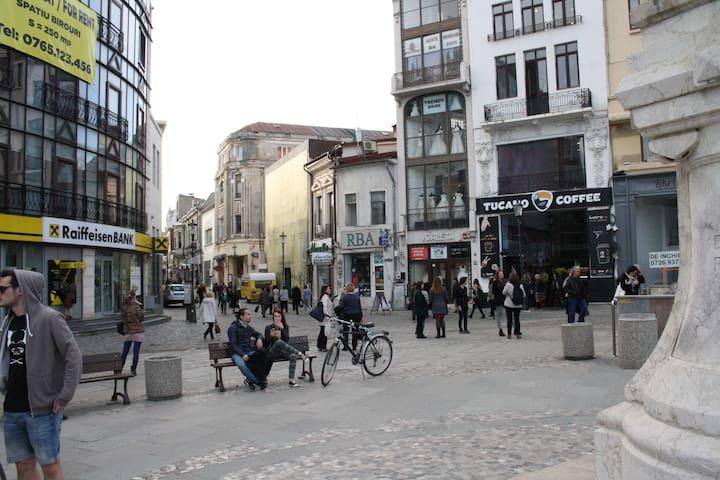 OLD CITY LIPSCANI 2 - București - Appartement