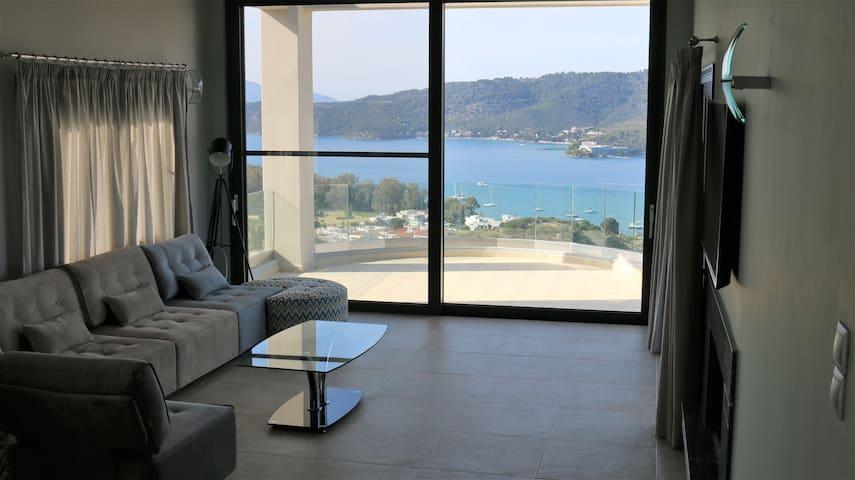 Saronic TopView Villa