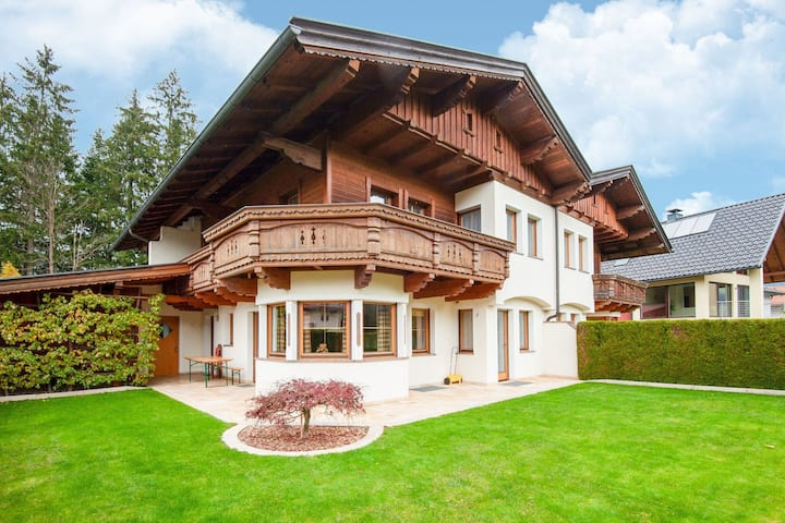 Lovely Holiday Home in Reith im Alpbachtal with Garden