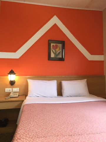 單床雙人房(三)