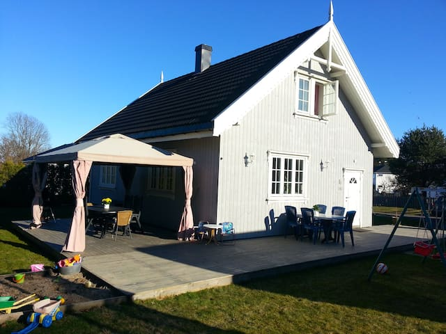 Family friendly house near the sea - Tjøme - Haus