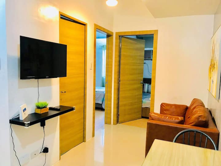 1 month or more 2bedroom good for 5pax