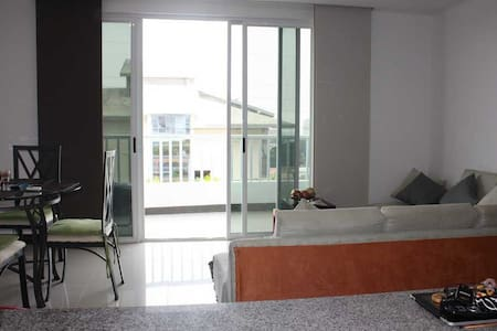 apartment 2 bedrooms balcon pool - Apartment