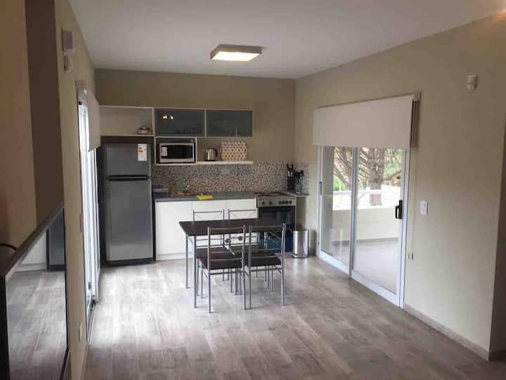 Casa 2 Nueva en PA para 4 pers. a 400 mts playa