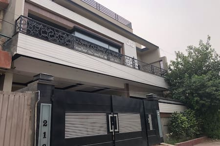 Sam's furnished house in Lahore