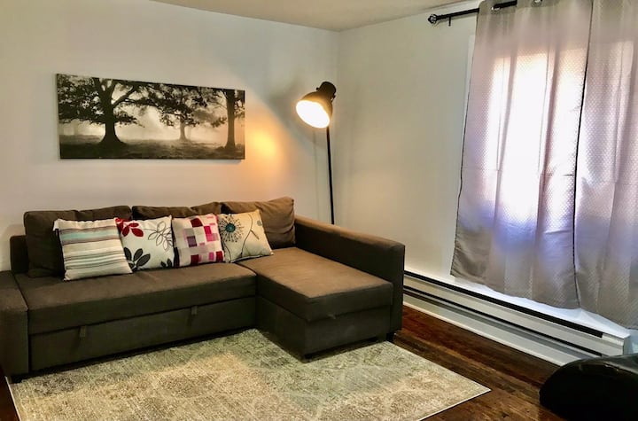 2-Bedroom apt only 5 min from Downtown Ottawa