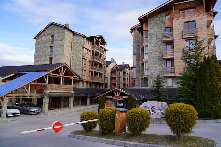 St. Ivan Ski lakeview 1 bedroom  apartment