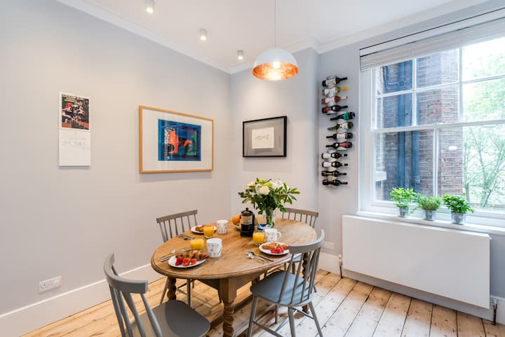 ★Stylish Apartment in The Heart Of Hammersmith★