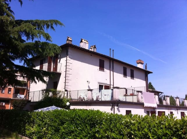 Apartment near Orvieto - Sferracavallo - Byt