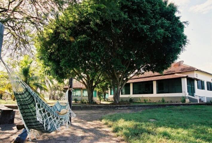 Best Lodge in Pantanal Brazil
