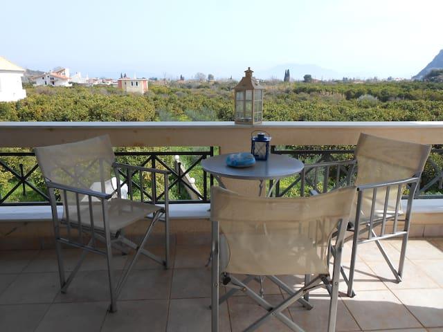 Filoxenia Zeus Apartment - Epidavros - Wohnung