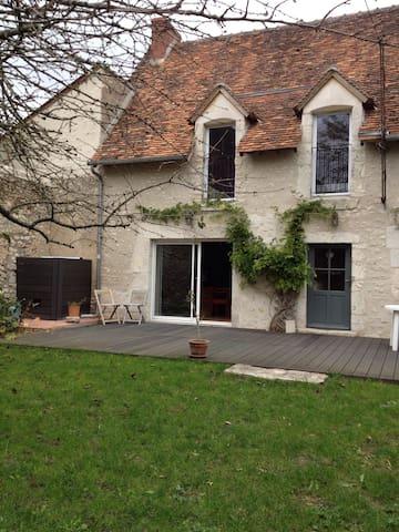 Charmante maison proche de chambord - Huisseau-sur-Cosson - Huis