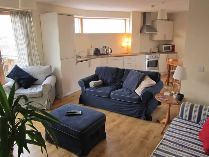 Fab and cosy penthouse apartment!