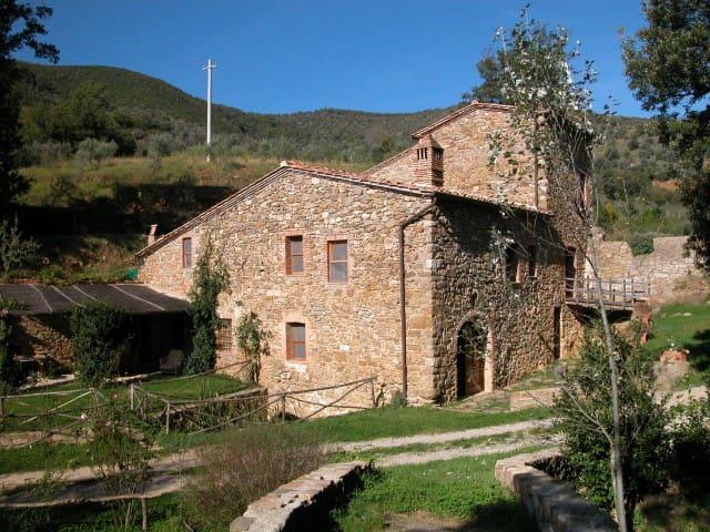 MOLINO DI SANT'ANTIMO - Montalcino - Willa