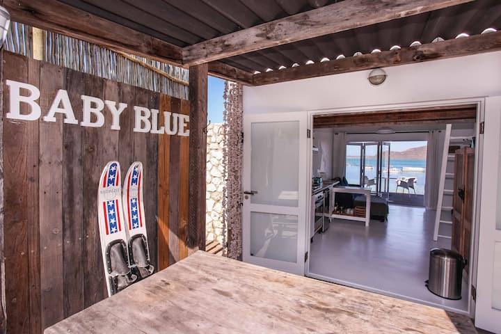 Baby Blue Beach Cottage