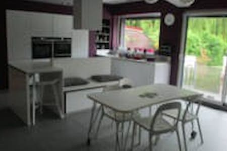 Grande maison tout confort proche de Valenciennes - Beuvrages