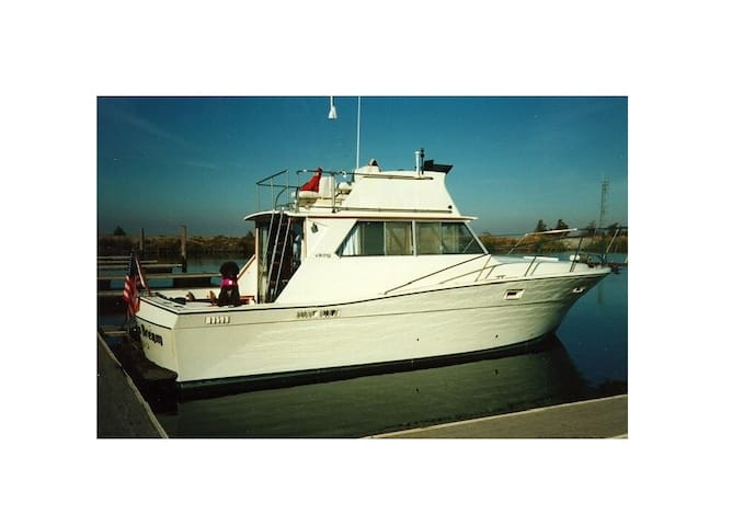 Fun Luxury Yacht Alternative to Stockton Hotel/B&B - Stockton - Barco