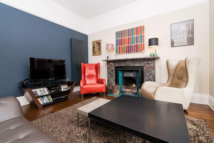 Superb Victorian home - Didsbury - Manchester - Casa