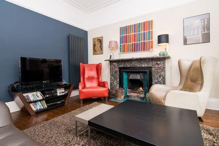 Superb Victorian home - Didsbury - Manchester