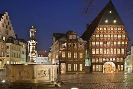 Hanover Trade Fair, Hildesheim City - Hildesheim - Apartment