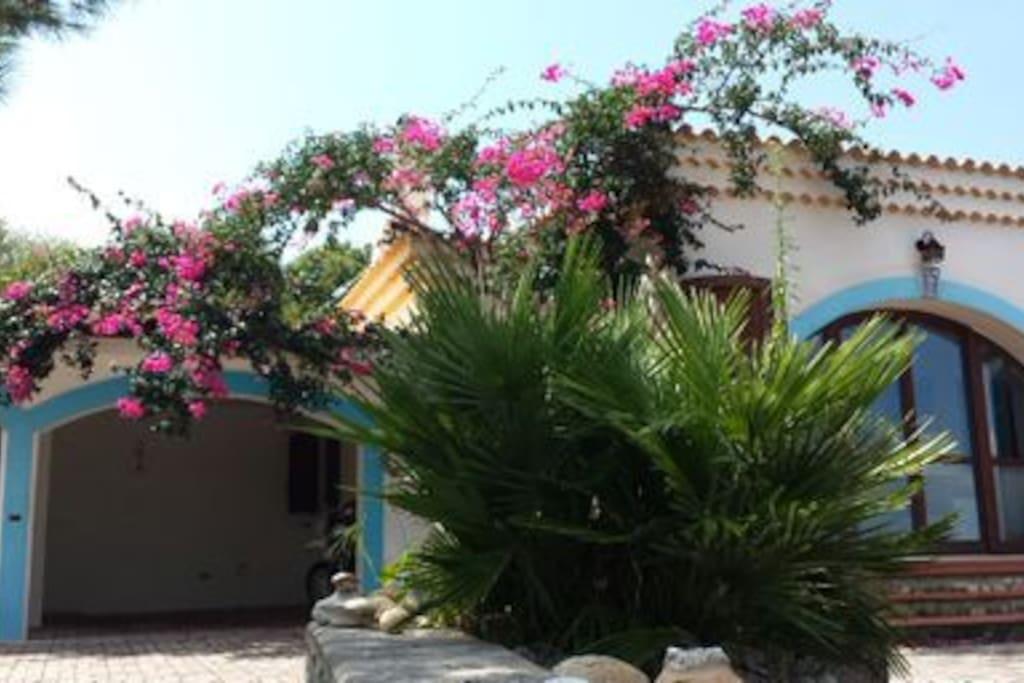 Scorcio villa