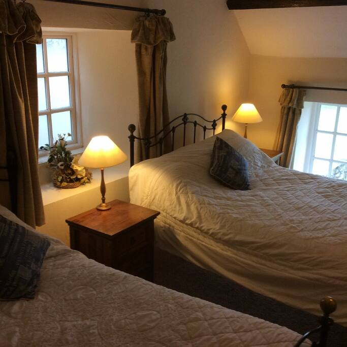 Mount Cashel Lodge, Master Bedroom