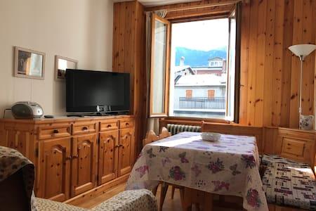 Appartamento BORMIO SKI BIKE SPA TERME - Bormio - Apartament