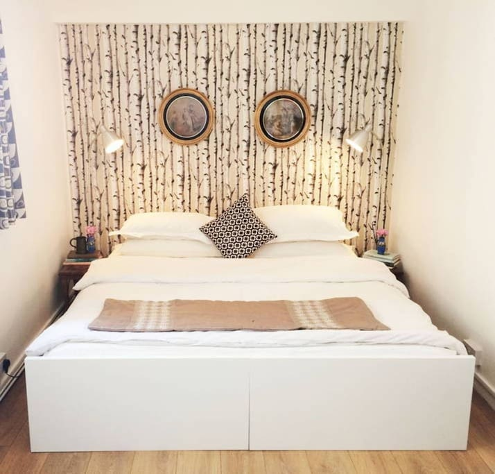 This bed will make you happy