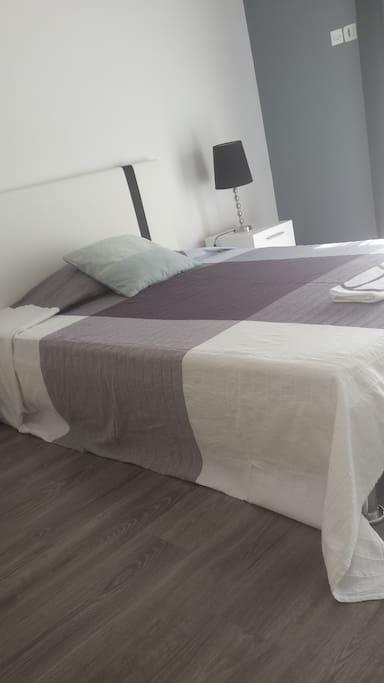 Bedroom for single