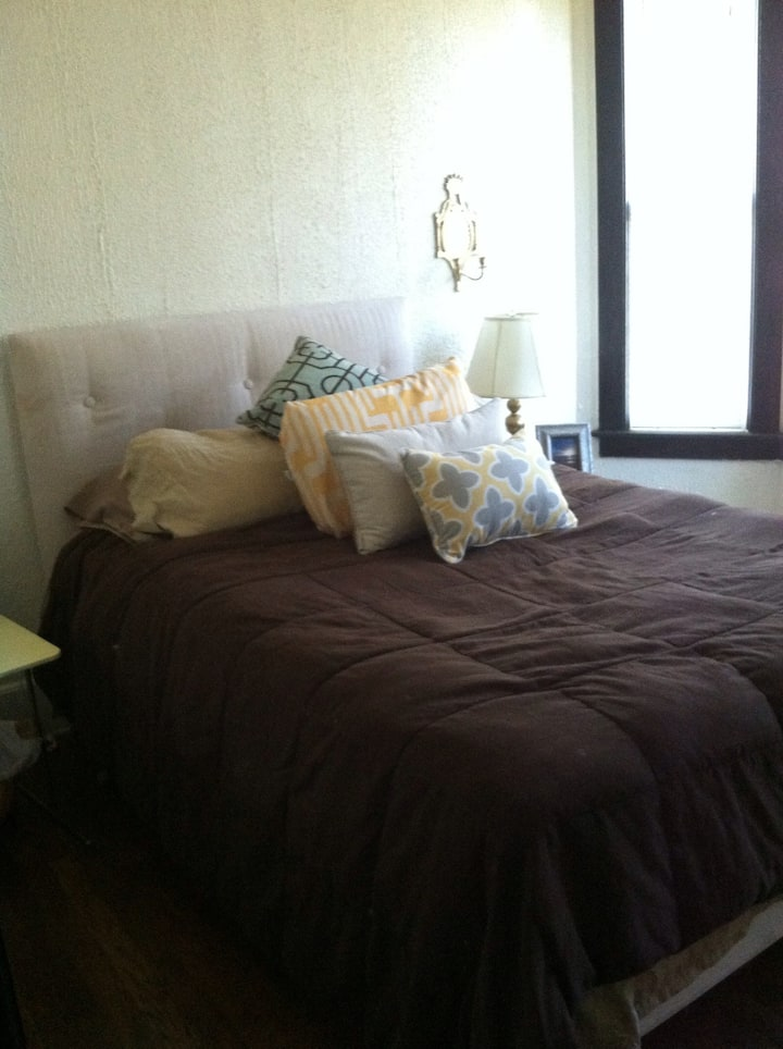 Room in Beautiful Corktown Flat