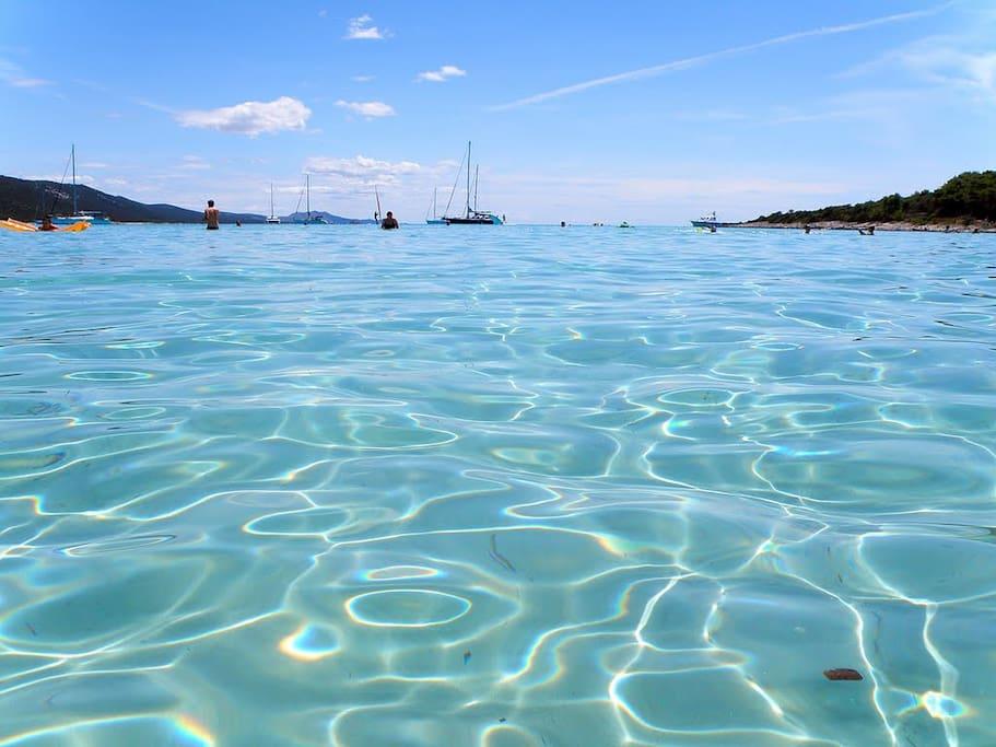 Saharun beach