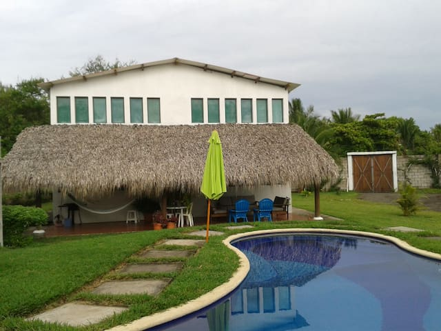 Family paradise in Monterrico - Taxisco - Rumah