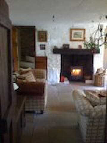 Cosy country cottage 8 miles Brecon - Brecon - House