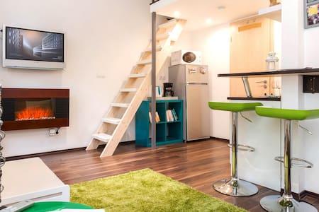 Studio Verde City Loft - Perfect Location - Budapest