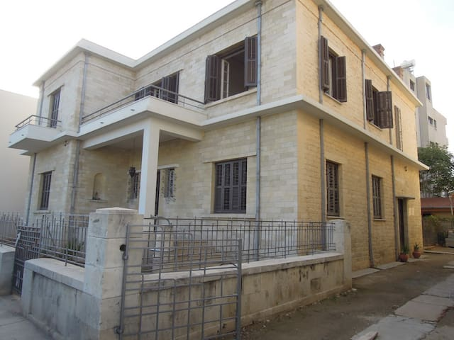 R Art Deco Listed Urban Retreat,  - Limassol - Wohnung