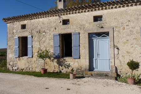 Gîte de charme de 1 à 5 personnes - Saint-Créac, Gers - Rumah