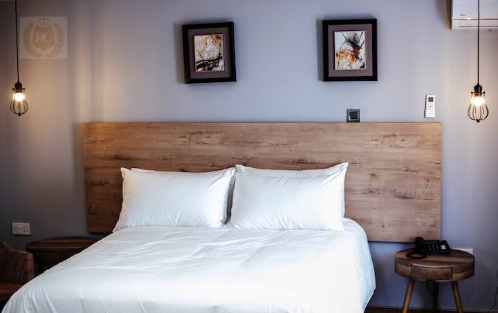 Rooms are always ready for our booked guests