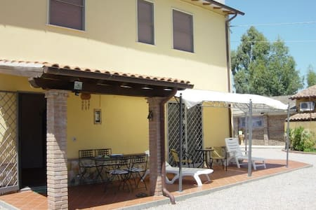 seaside holidays in the Green marem - Pescia Romana