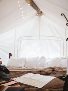 Under Canvas Glacier - Safari Tent - Coram - Tent - 1