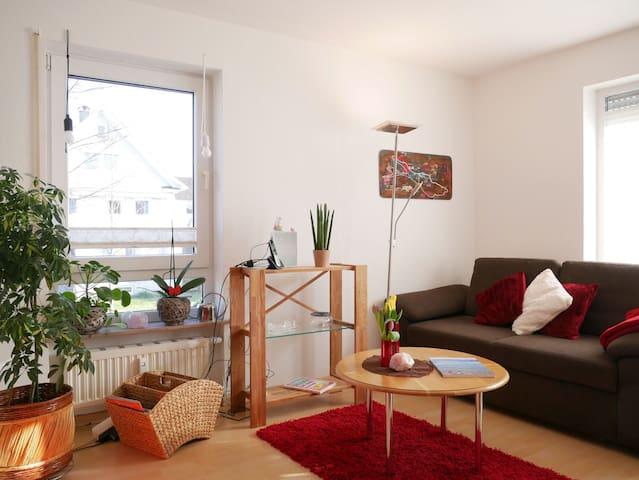 Ferienwohnung Mona, (Kressbronn a. B.), Ferienwohnung, 42qm, 1 Schlafzimmer, max. 4 Personen