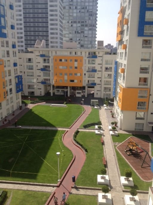 Flat Well Located Nearby Parques Polanco Apartments For
